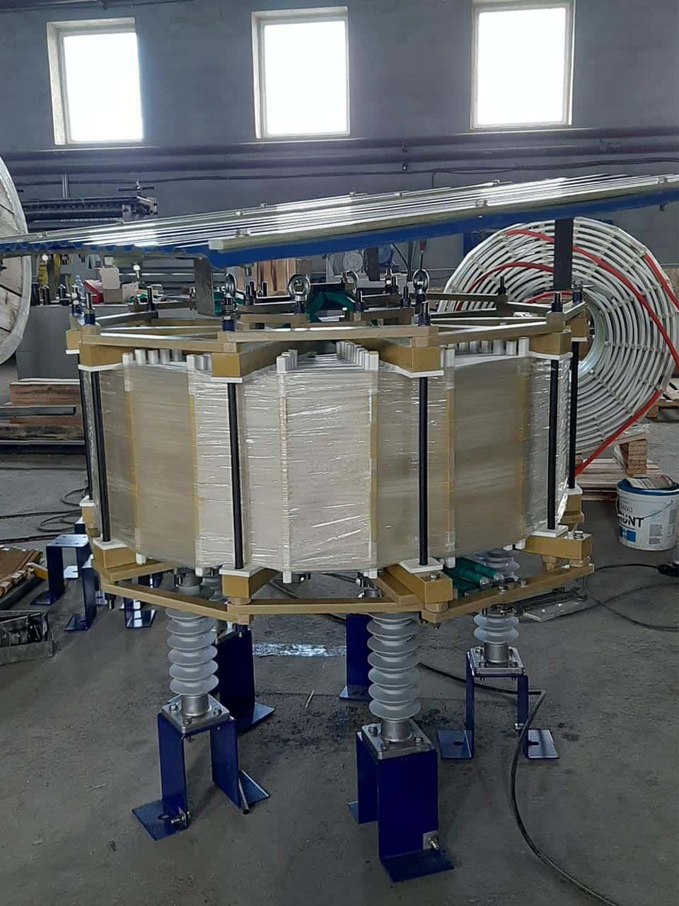 фото токоограничивающего реактора